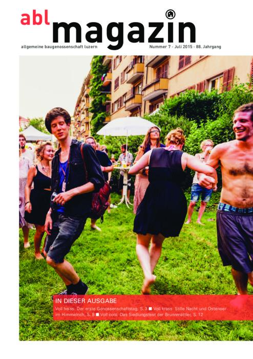 magazin Juli 2015
