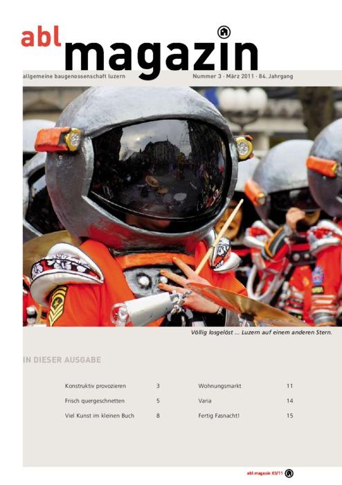 magazin März 2011