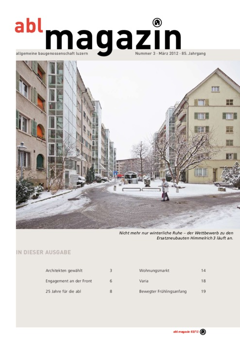 magazin März 2012