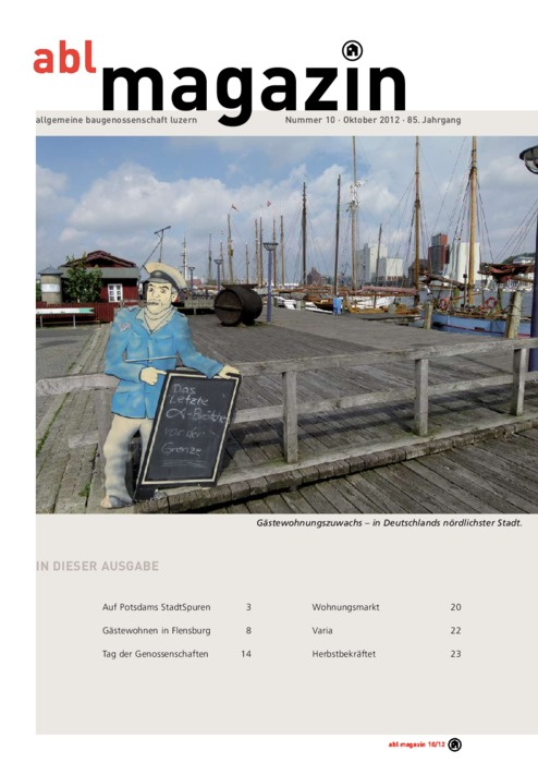 magazin Oktober 2012